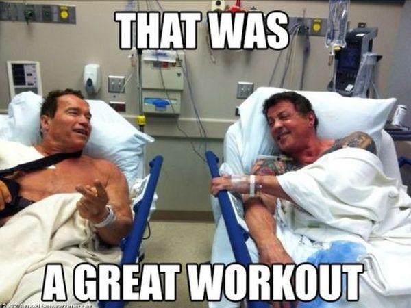 Monday workout meme 3