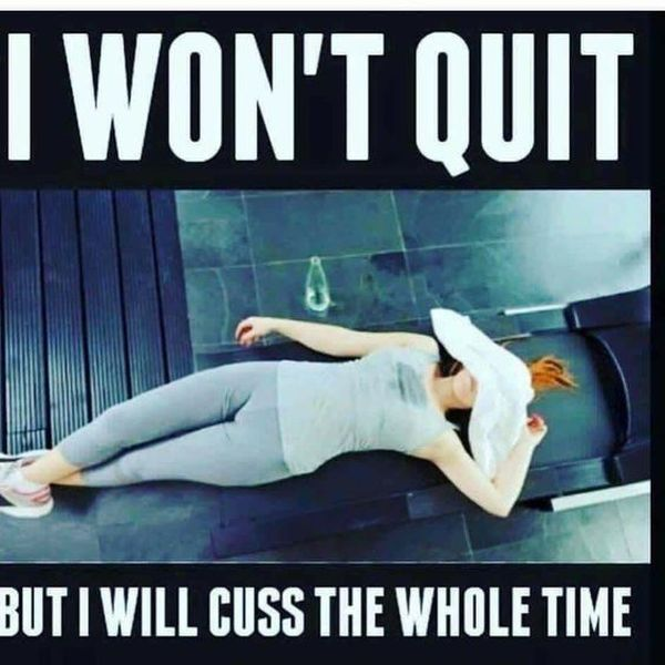 Super funny exercise memes 2