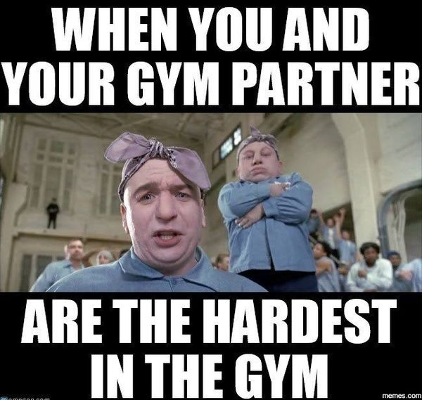 Super funny exercise memes 4