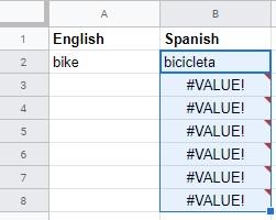 language google