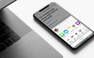 rearrange share menu iphone