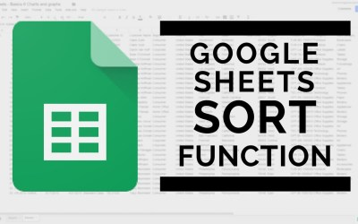 How To Automatically Alphabetize in Google Sheets