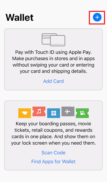 Apple Pay How to activate