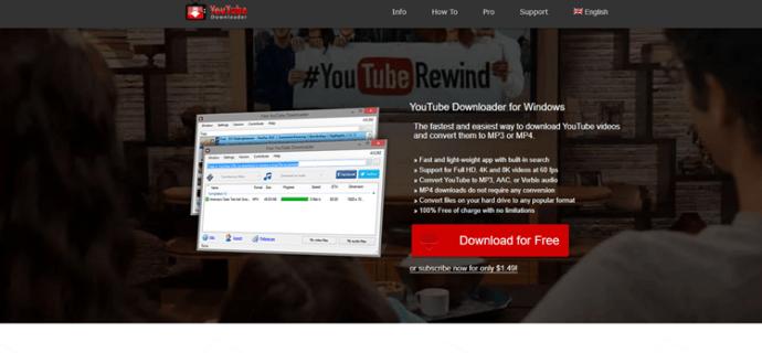 Free youtube downlaod