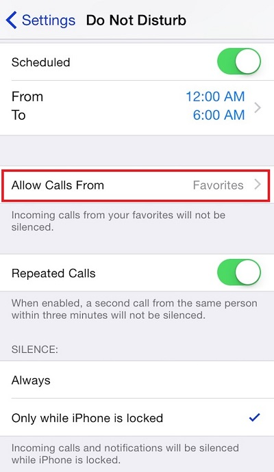 How to block numbers on iPhone