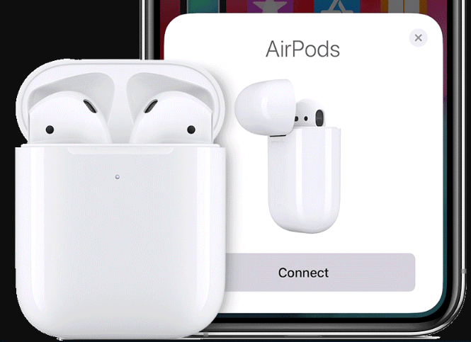 How to View the Battery of AirPods