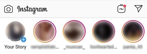 Instagram Hikaye Sırası Ne Sıklıkta Değiştirin