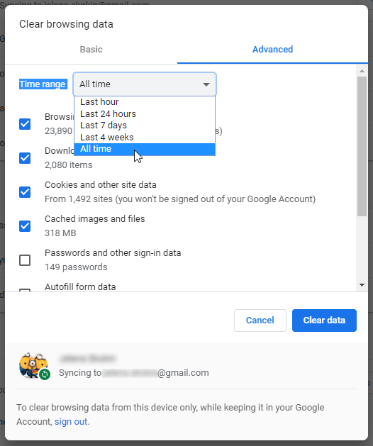 Speed Up a Slow Google Drive Upload