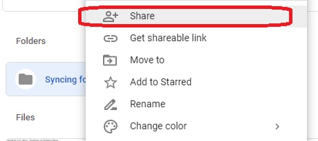 Sync Multiple Google Drive Accounts