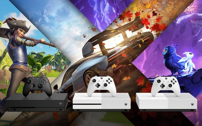 Update Xbox One Games