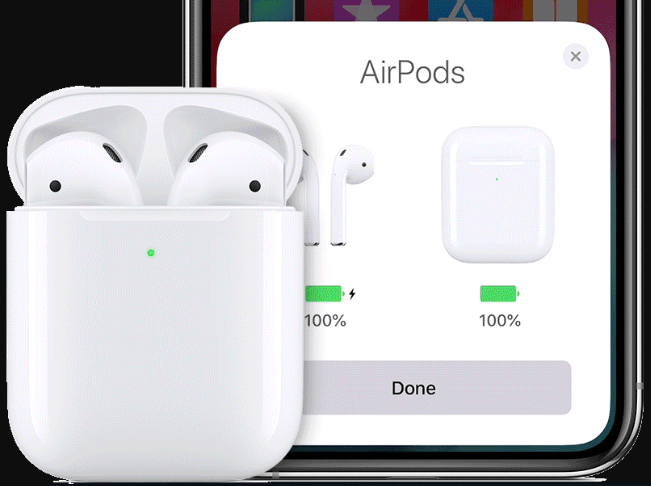 View the Battery of Your AirPods