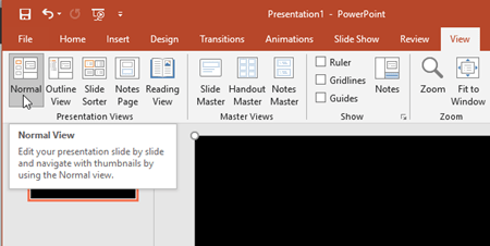 play video automatically in powerpoint