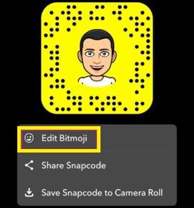 delete stickers on snapchat