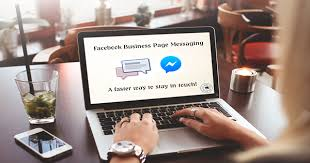 How To Send a Message From a Facebook Page