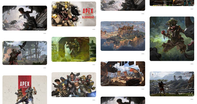 pinterest Apex Legends Wallpapers