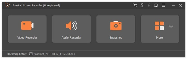 screen-recorder-homepage