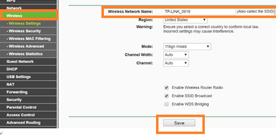 setup tplink router as repeater (1)