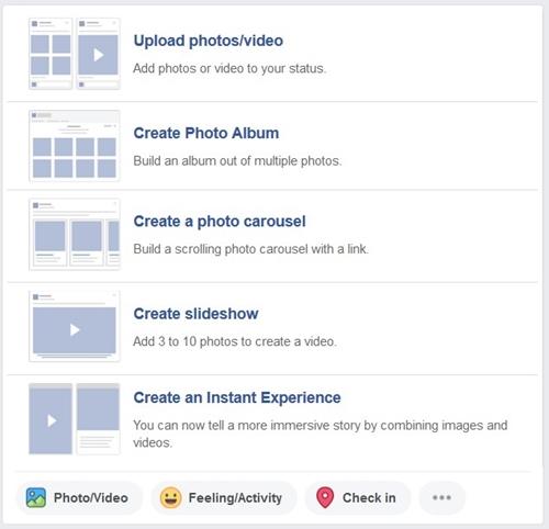 Как сделать фотоколлаж с музыкой для Facebook