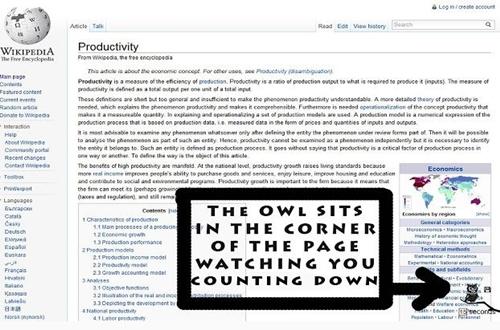 Productivity Owl