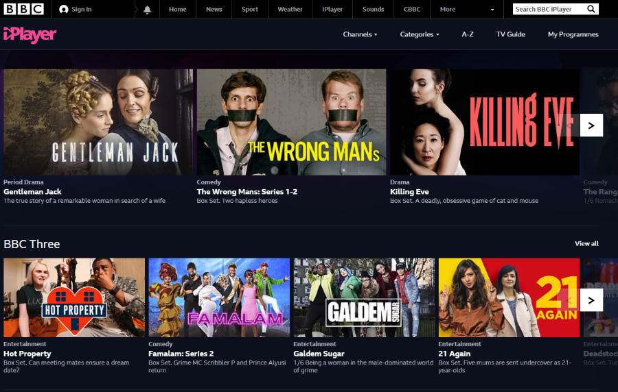 British TV broadcasters planning online streaming service to rival Netflix