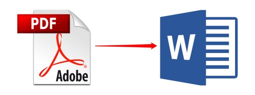 how to copy table from pdf to word
