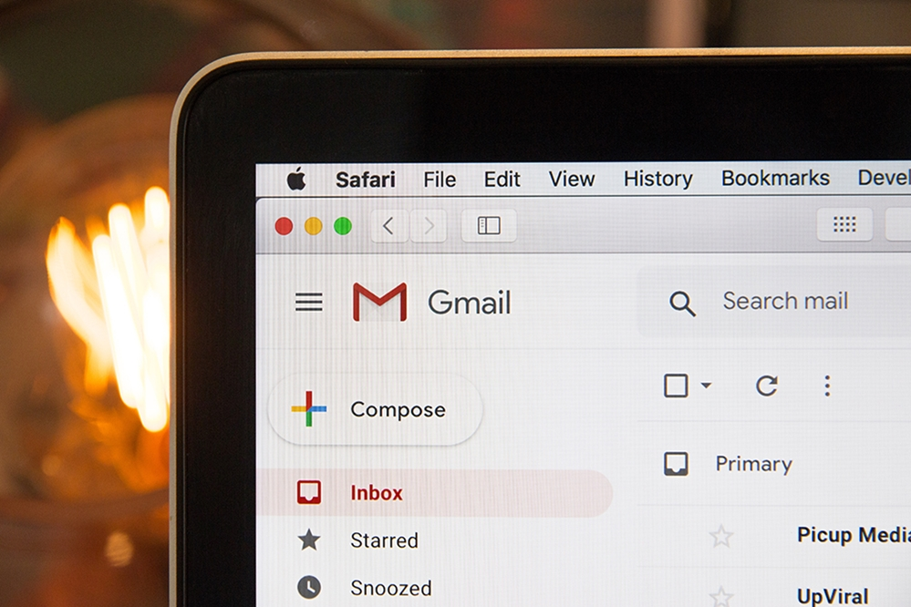 Gmail sign up no phone
