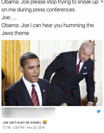 Sneaky Joe