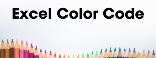how to automatically color code in excel
