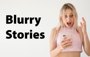 instagram stories are blurry - what to do
