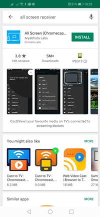 ASR Google Play