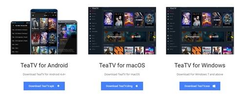 Install TeaTV