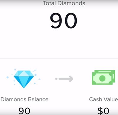 diamond tik tok