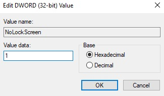 edit dword value