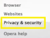 privacy&security