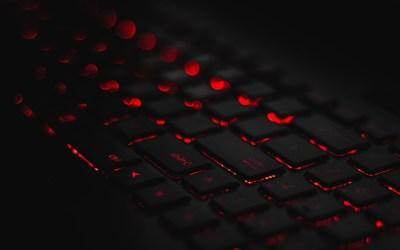 Enable Keyboard Backlight Windows 10