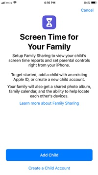 how to block websites on an iphone - screenshot 5