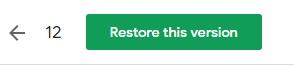 restore this version