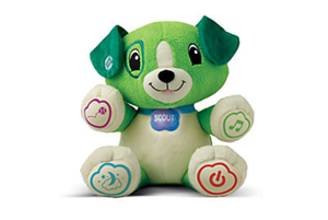add songs to leapfrog scout
