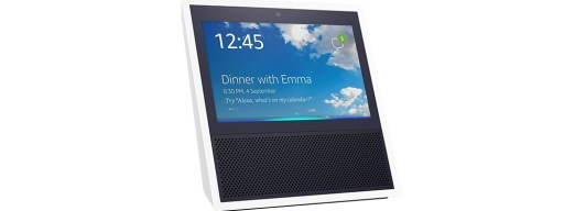 how to get the echo show to stop scrolling