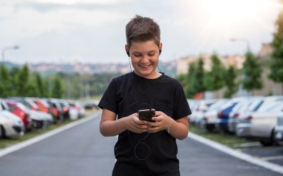 how to set up life360 on child's phone