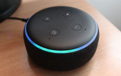 How to Drop in on an Echo Dot