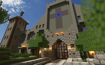 How to Split Screen on Minecraft