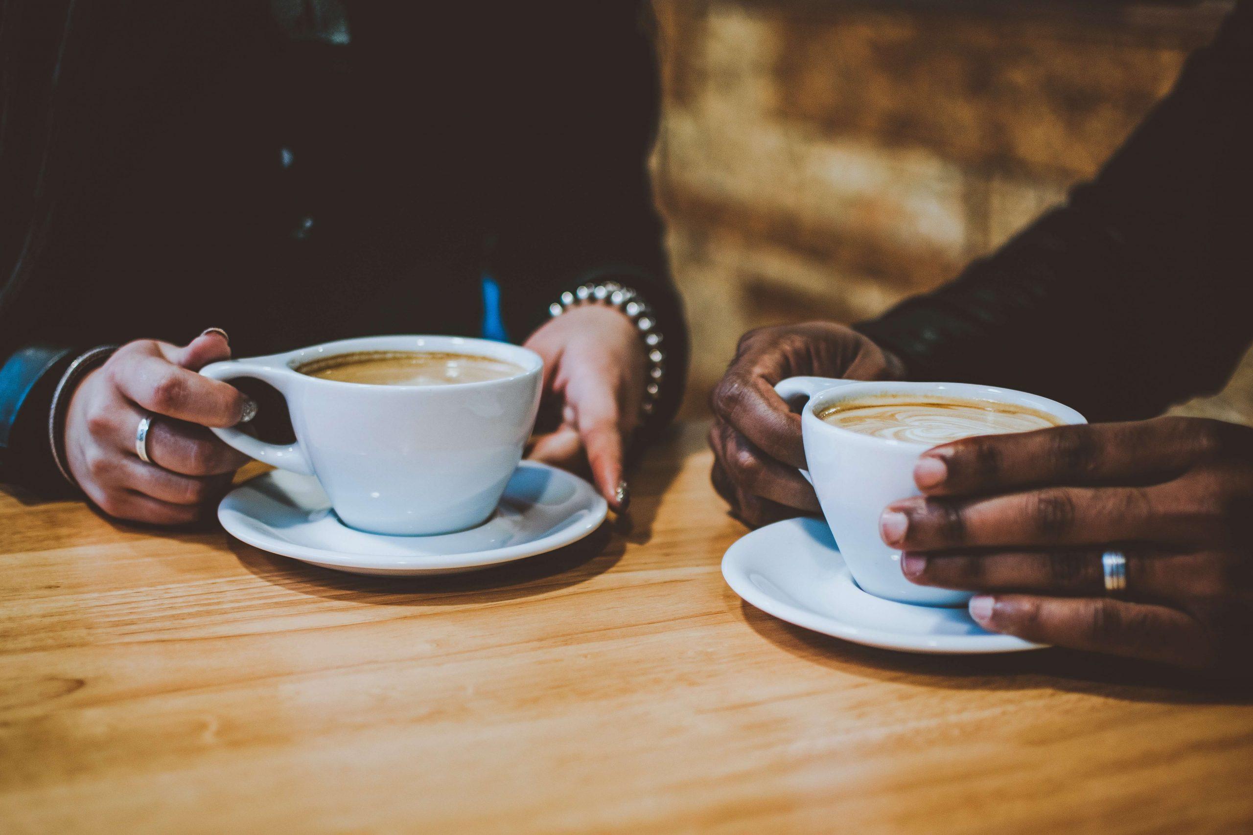 Làm thế nào để thay đổi cà phê của bạn gặp bánh mì 2