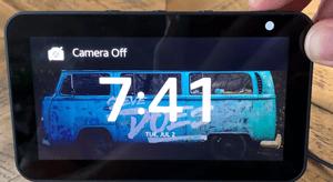 camera off