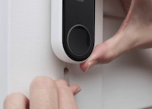take Nest Hello Off the Wall