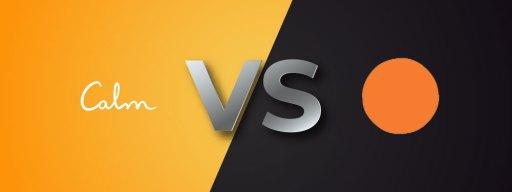 Calm vs Headspace