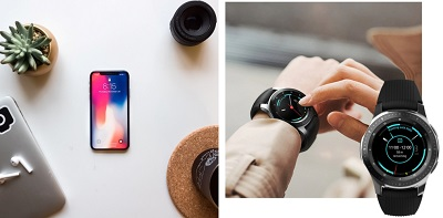 Galaxy Watch Work with iPhone