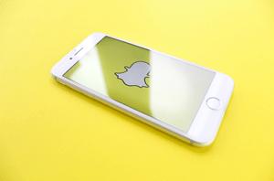 Holen Sie sich einen Snapchat-Streifen zurück