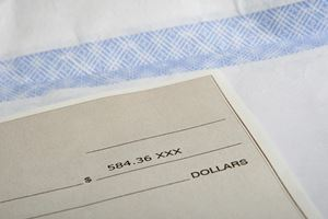 How to find out when a check was withdrawn in Quickbooks