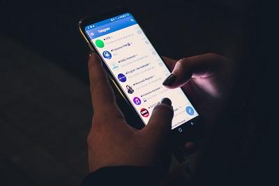 Как узнать, кто сохранил номер в Telegram